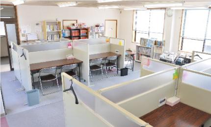 「使い放題」自習室